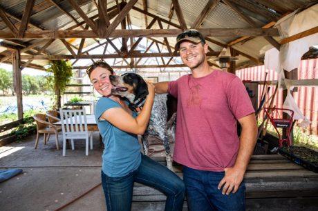 Fire Survivor: Melissa & Austin Lely, Bee-Well Farms