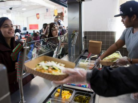 California Lawmaker Wants To Buy Organic For School Meals