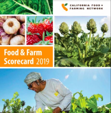 California Food & Farming Network Releases Annual Scorecard