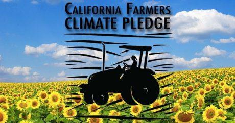 California Farmers Climate Pledge